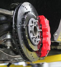 Wilwood Disc Brakes Chevrolet Camaro Disc Brakes