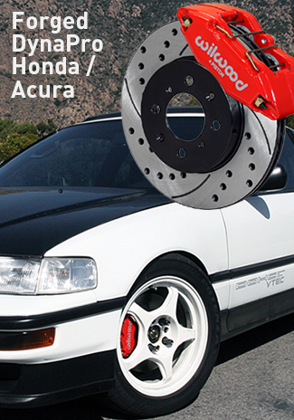 DynaPro 6 Brake Kits for Honda
