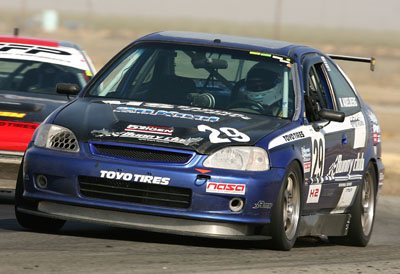 NASA Southern California Region Honda Challenge Series