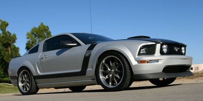 2007 Ford Mustang Boss