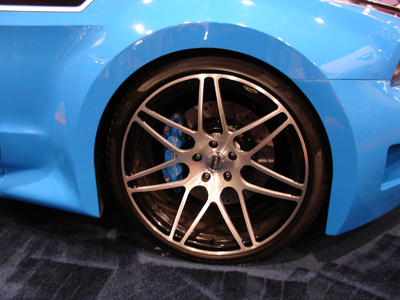 Wilwood Ford Mustang Disc Brakes