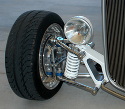 Street Rod Forged Dynalite Brakes