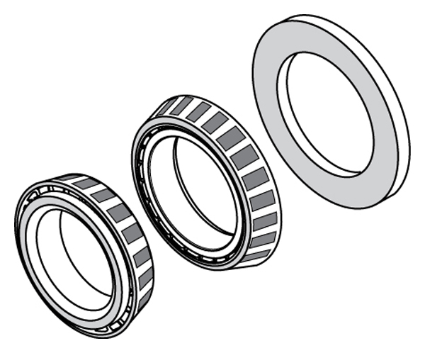 Bearing & Seal- Kit Drawing