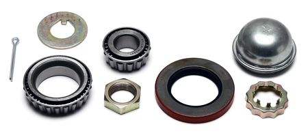 Wilwood Bearing & Locknut Kit