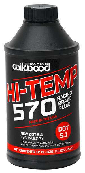 HI-TEMP Brake Fluid