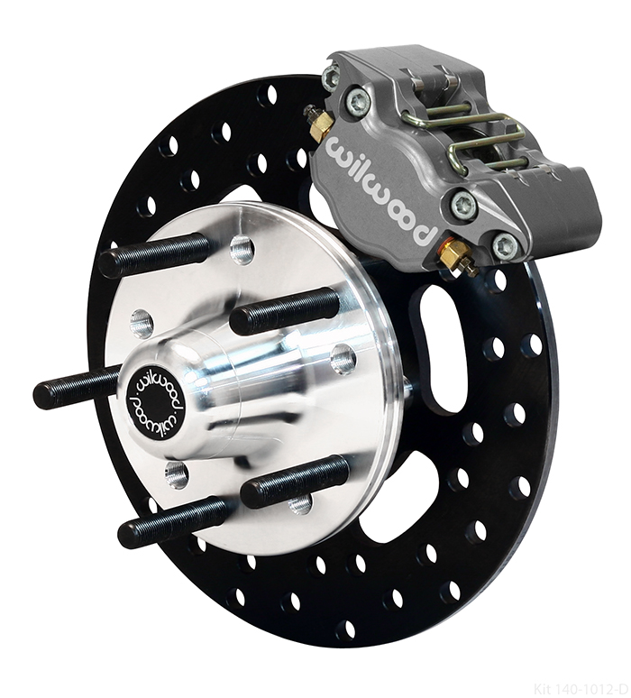 Dynapro Single Front Drag Brake Kit