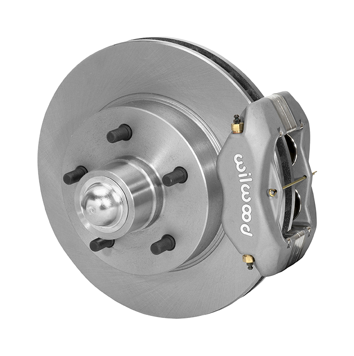 Wilwood Front Dynalite Brake Kit,Ford Falcon,Ford Mustang,Mercury Comet,Cougar