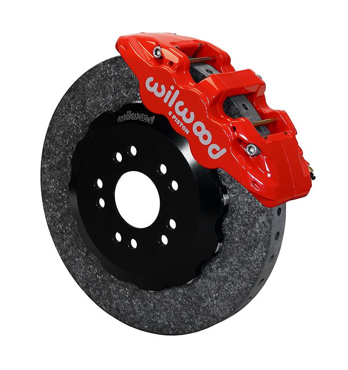 Wilwood High Performance Disc Brakes Front Brake Kit