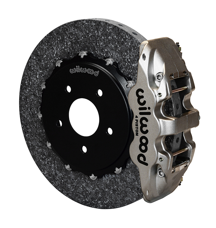 Wilwood Disc Brakes Aero4 Wccb Carbon Ceramic Big Brake