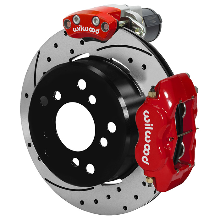 Forged Dynalite Rear Electronic Parking Brake Kit