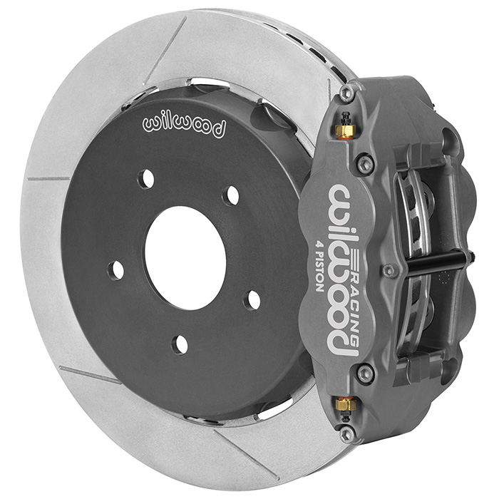 Forged Narrow Superlite 4R Big Brake Rear Brake Kit (Race)