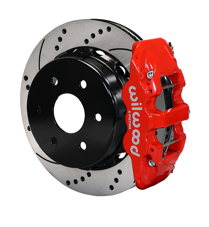 AERO4 Big Brake Truck Rear Brake Kit