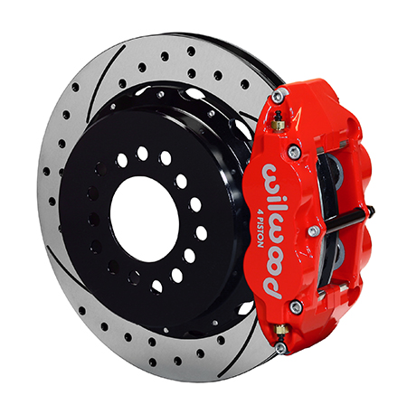 Forged Narrow Superlite 4R Big Brake Rear Parking Brake Kit