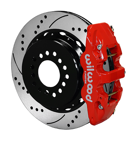 W4A Big Brake Rear Parking Brake Kit
