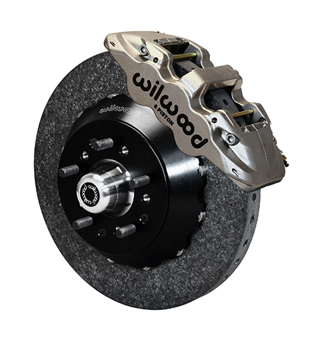 AERO6 WCCB Carbon-Ceramic Big Brake Front Brake Kit