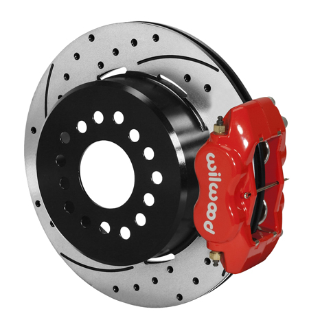 Forged Dynalite Rear Parking Brake Kit