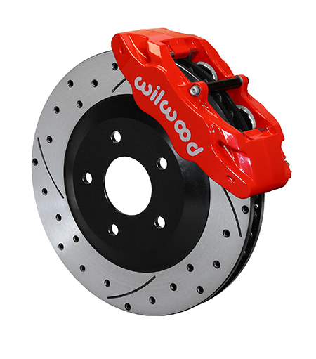 SLC56 Front Replacement Caliper and Rotor Kit