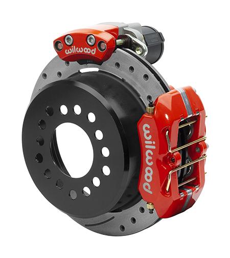 For 2004-2011 Mazda RX-8 Rear eLine Drill Slot Brake Rotors Ceramic Brake Pads