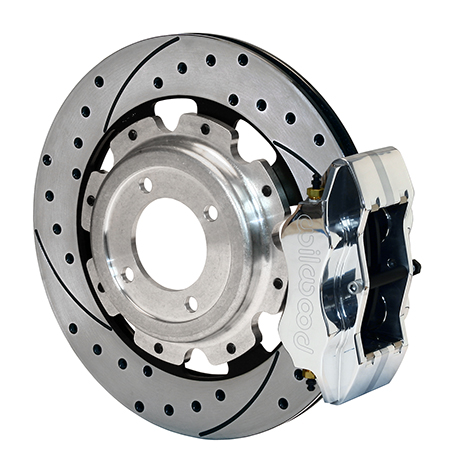 Narrow Dynalite Rear Inboard Rear Brake Kit