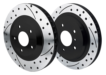 Promatrix Front & Rear Replacement Rotor Kit