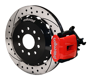 Combination Parking Brake Caliper Rear Kit