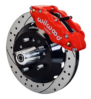 Forged Narrow Superlite 6R Big Brake Front Brake Kit (Hub)