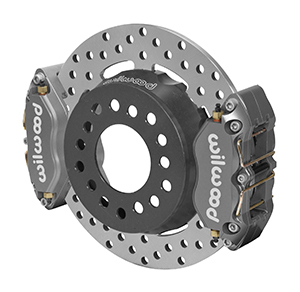 Dynapro Dual SA Lug Drive Dynamic Rear Drag Brake Kit