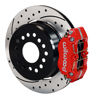 Dynapro Dust-Boot Rear Parking Brake Kit