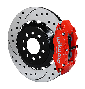 Forged Narrow Superlite 4R Big Brake Rear Kit