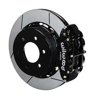 Forged Narrow Superlite 6R Big Brake Rear Brake Kit For OE Parking Brake