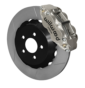 Forged Superlite 4R Big Brake Rear Brake Kit (Race)