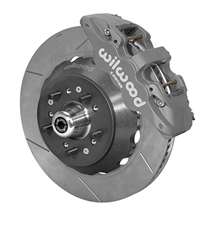 AERO6 Big Brake Dynamic Front Brake Kit