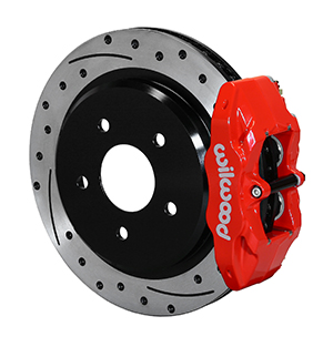 DPC56 Rear Replacement Caliper and Rotor Kit