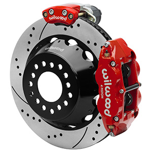 Forged Narrow Superlite 4R Big Brake Rear Electronic Parking Brake Kit