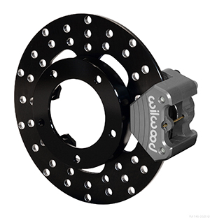 Dynalite Single Floater Front Drag Brake Kit