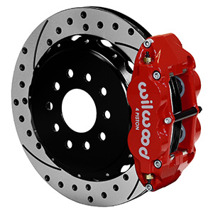 Forged Narrow Superlite 4R Big Brake Rear Brake Kit For OE Parking Brake