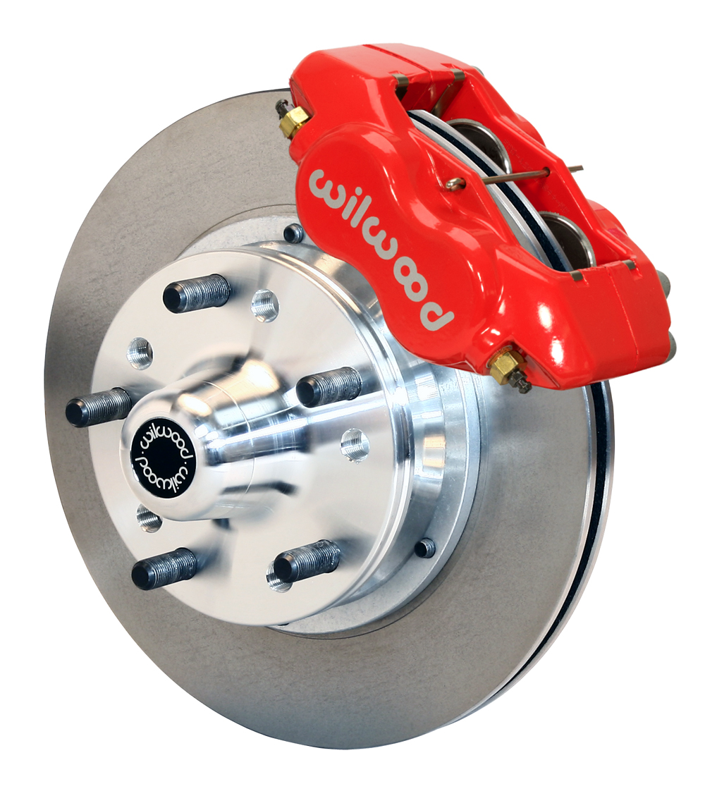 Wilwood Disc Brakes - 1987 Buick Regal Grand National All
