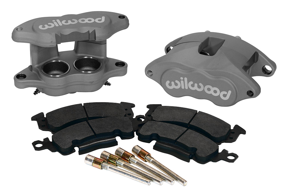 Wilwood 140-11290 D52 Front Caliper Kit  bolt-on replacement for OE caliper