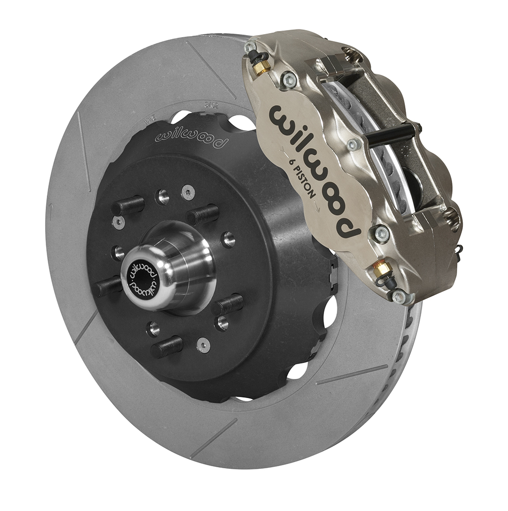 Wilwood Disc Brakes 1969 Chevrolet Chevelle Drum Brake Front Berlinetta I Need A Diagram For The Rear Forged Narrow Superlite 6r Big Dynamic Kit Hub Nickel