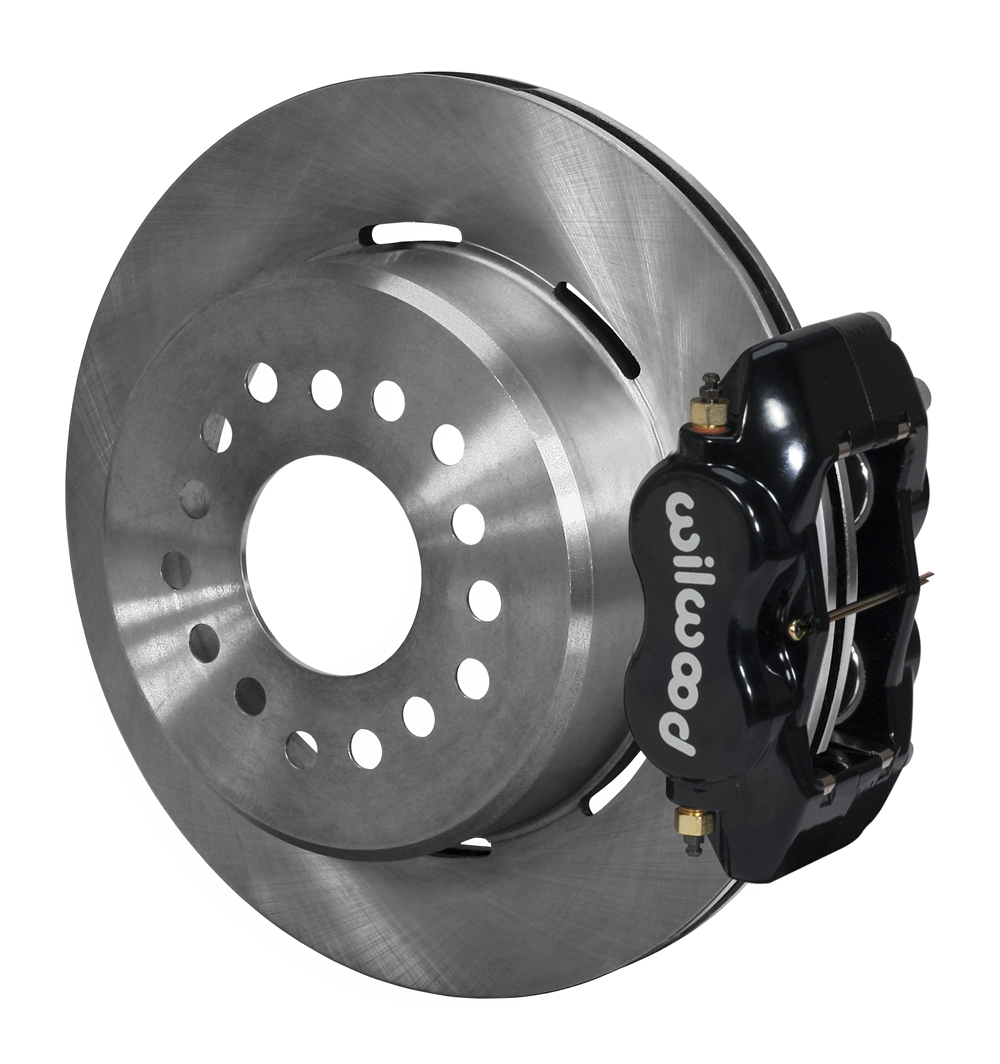 Wilwood 140-7139 Forged Dynalite Rear Parking Brake Kit for popular muscle car