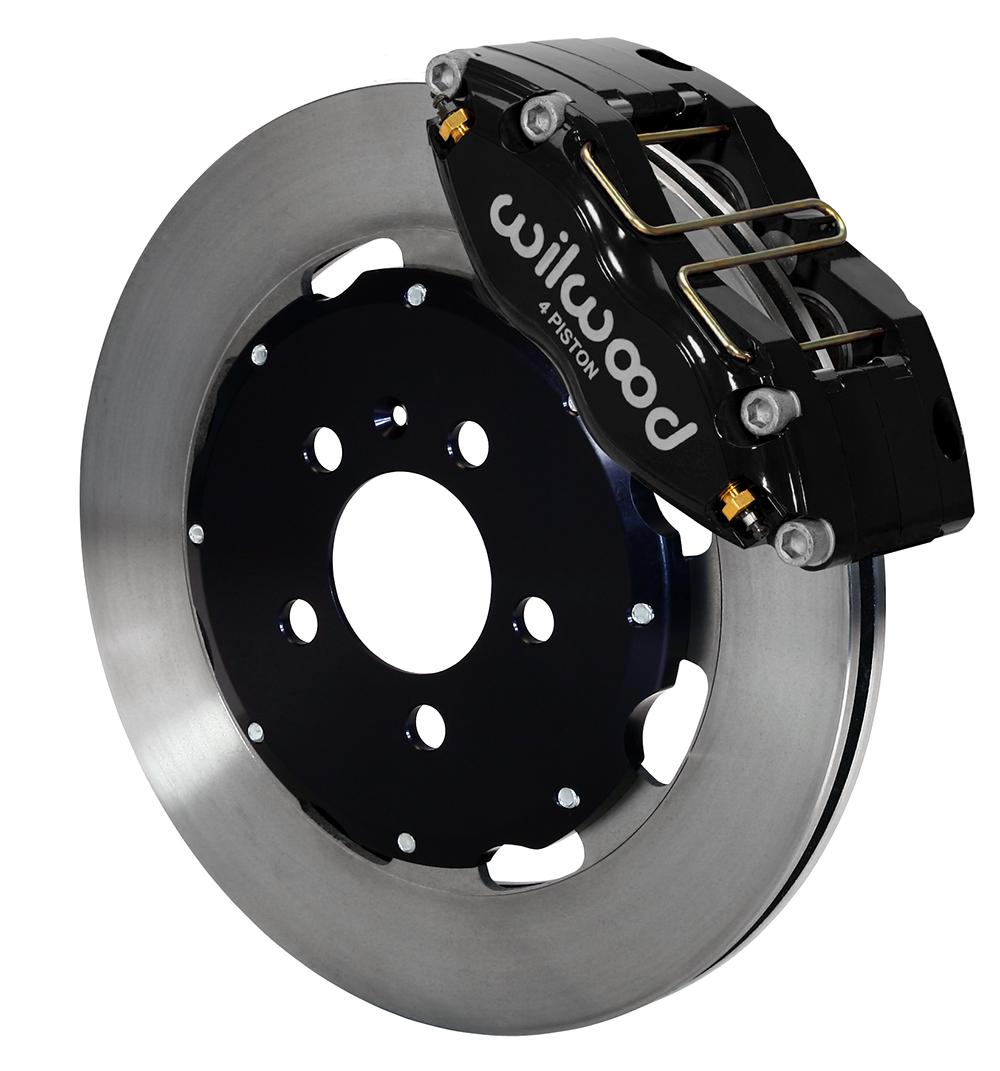 Dynapro Radial Big Brake Front Brake Kit (Hat)