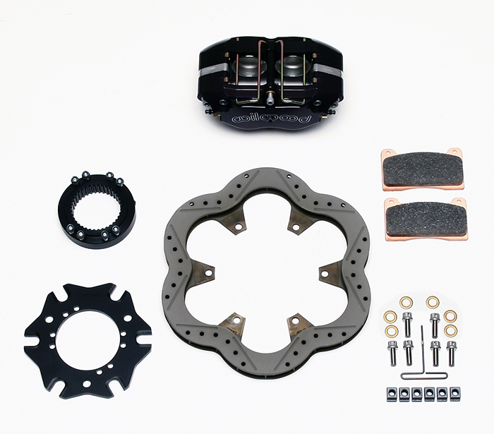 wilwood high performance disc brakes rear brake kit