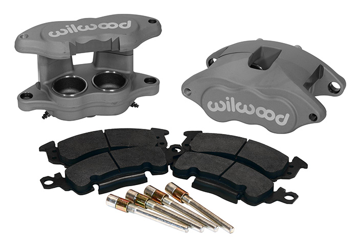 Wilwood Disc Brakes - D52 Front Caliper Kit