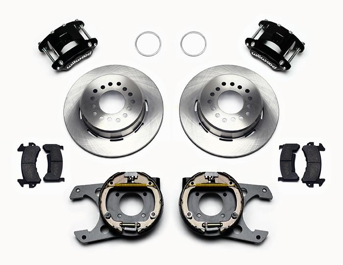 Wilwood Disc Brakes - D154 Rear Parking Brake Kit