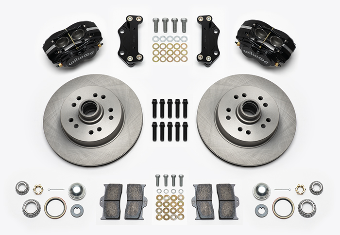 Classic Series Dynalite Front Brake Kit Parts