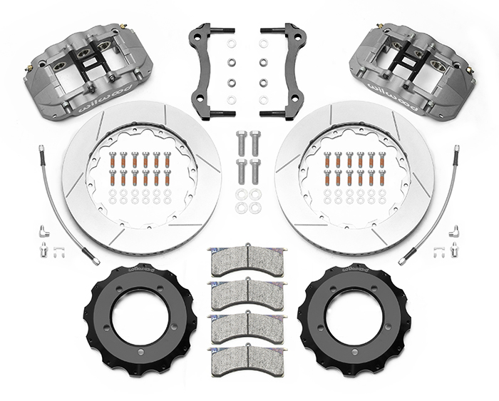 GN6R Big Brake Truck Front Brake Kit Parts