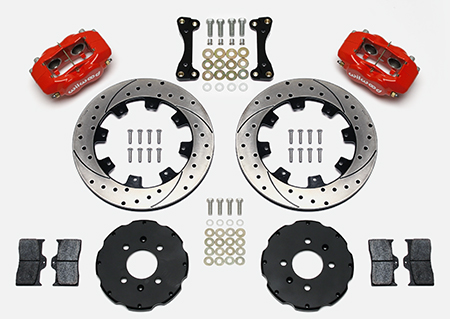 Forged Dynalite Big Brake Front Brake Kit