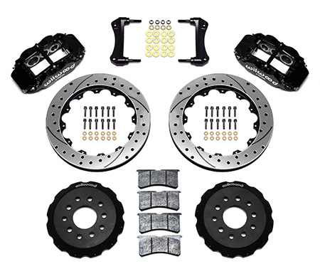 Superlite 6R Big Brake Front Brake Kit