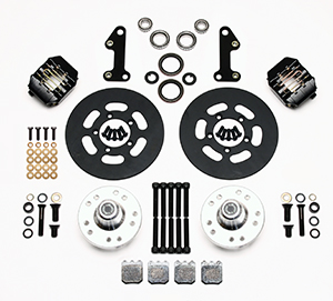 Dynapro Single Front Drag Brake Kit Parts