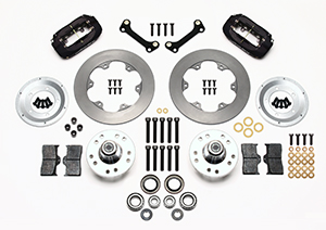 Forged Dynalite Front Drag Brake Kit Parts